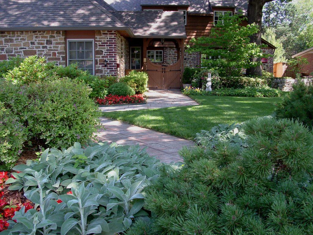 Landscape Shade Garden