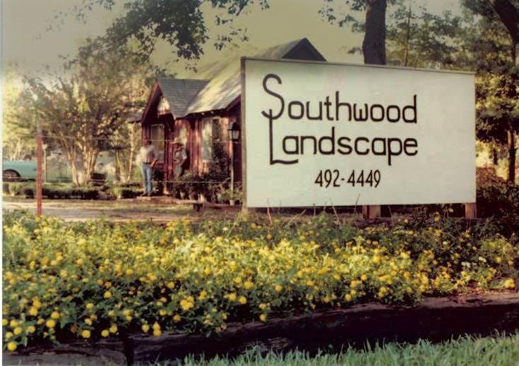 Southwood Landscape Historical Photo